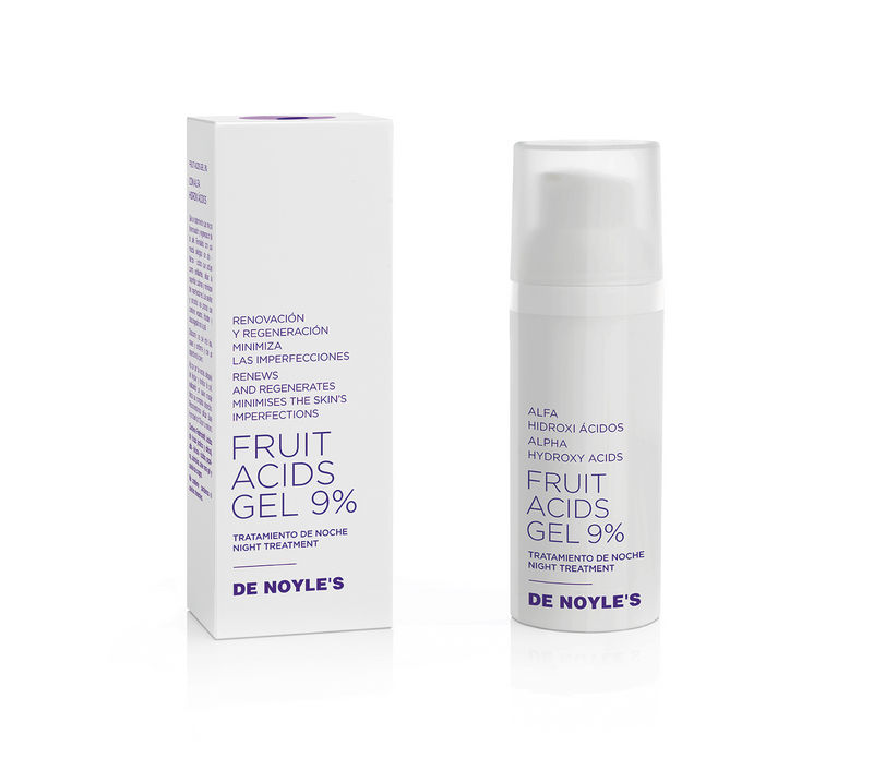 FRUIT ACIDS GEL 9% Noyle's 50ml