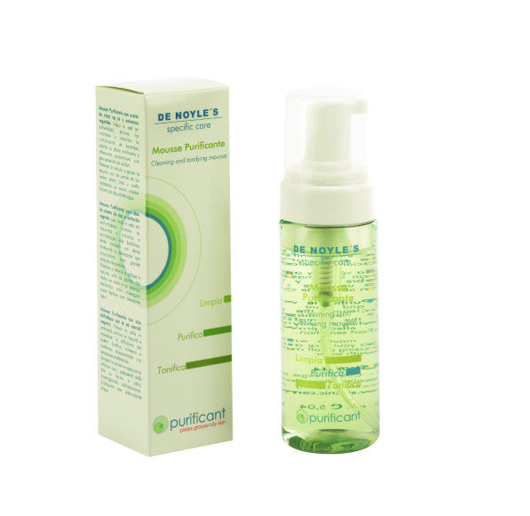 MOUSSE PURIFICANTE Noyle's 150ml